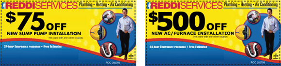 Reddi Services Offers Plumbing Services Sewer And Drain